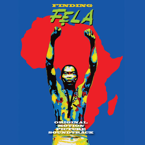 Finding Fela Soundtrack Cover